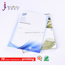 Custom high quality book printing hardcover paperback book on demand