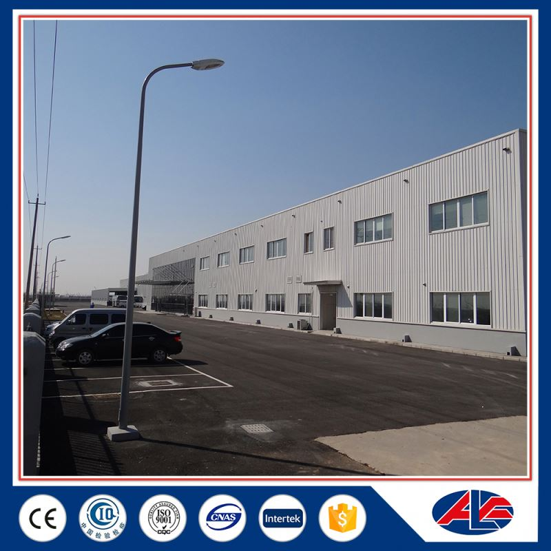large space steel structure warehouse buildings for sale