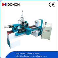 low cost high speed cnc wood lathe machine for wood turning 1520
