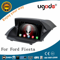 2016 new product touch screen car dvd player for ford fiesta