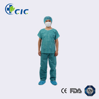 Medical Scrub Suit For Japan