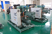 Screw Bitzer compressor units for cold storage HSN7461-70