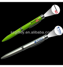 Giftoy Promotional led laser logo projector pen