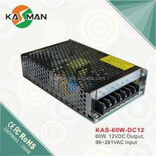 KASMAN 60w switch-mode power supply same as meanwell but best cost than