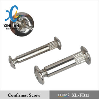XL-FB13 Connecting screw Furniture screw
