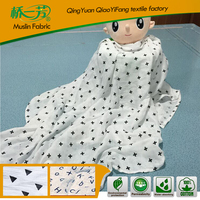 Wholesale 100 % cotton new kids children printed sleepwear pajamas flannel baby fabric