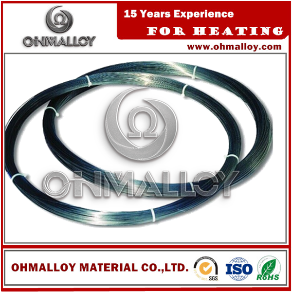 Nickel Chrome NCHW1 Heating Wire Ohmalloy 109 (8020)