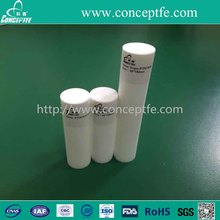chemical resistance Teflon rod 200mm 300mm big diameter