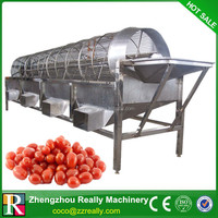 Little tomato grading machine/fruit processing machine /food processing machine