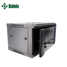 BOLEIN <strong>Network</strong> And Telecommunications Equipment Rack Metal Data Enclosure Toten <strong>Network</strong> Cabinet 6U Wall Mount