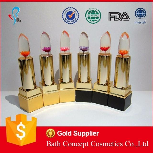 FDA high qulity Lipstick Moisturising transparent lipstick