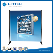 Outdoor display Tension fabric exhibition wall