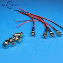 22mm 24V connect ground red/green AD56-22W/N pilot lamp