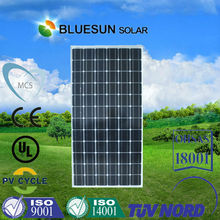China Bluesun solar panel 6v 400ma with ce