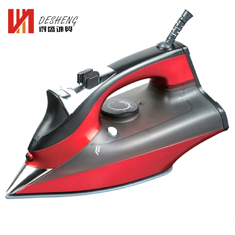 New products non-stick handheld portable cordless mini travel iron