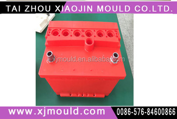 battery box mould, plastic accumulator mould/molds