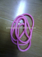 Pink Braided Polyester/Nylon/PP Cord/string