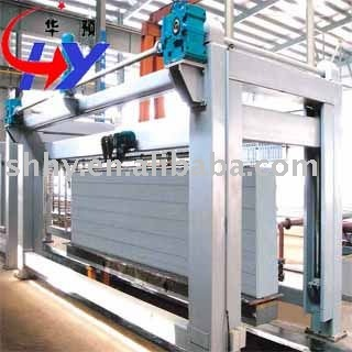 JQF Cross Cutting Machine For Autoclaved Sand Lime Brick Production Line