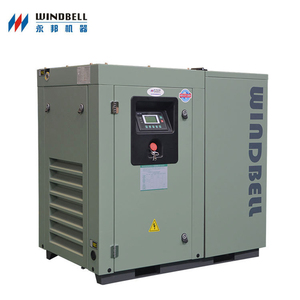 Low Price Low Pressure Screw Compressor Price
