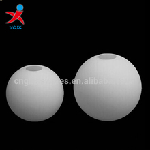 Opal ball glass cover ceiling light decoration