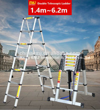 hot sale & high quality telescopic Ladders light weight frp ladder