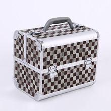 Beauty trolly makeup suitcases cosmetic cases beauty cosmetic train box