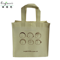 Factory Direct Sale Non-woven Shopping Bag,Custom Cloth Packaging Bag,Grocery Shopping Tote Bag