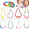 Baby Chew Teething Silicone Nursing Necklace