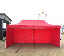 Fast Open Advertising folding Marquee 3*6m Pop Up Canopy tents For Sale