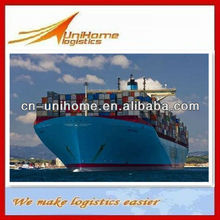 DRY/OT/FL/FR container Freight services from china to Saudi Arabia