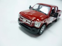 1-64 scale mini pick up truck model