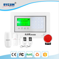 Bilingual Operating GSM Kitchen Security Alarm