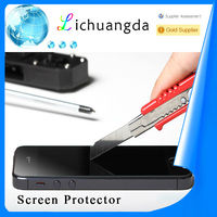0.3mm tempered glass screen protector for iphone 5