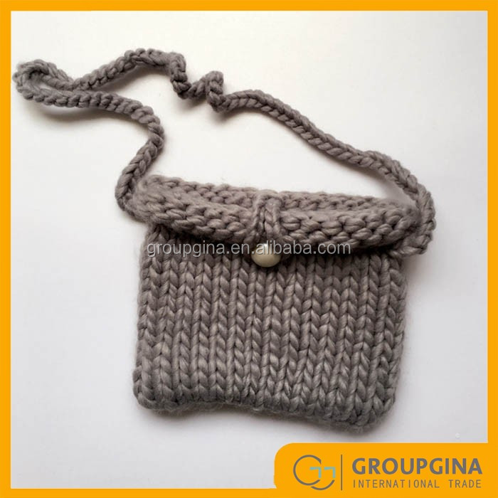 Wholesale Free Pattern Little Girls Crochet Purse