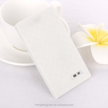 Hot Sale High Capacity Ultra Slim Power Bank With LED Power Indicator