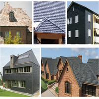 CN hotsale recycled rubber roofing tiles