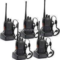 Lowest Price Mini Handy Baofeng BF-888S 16 Channel Walkie Talkie UHF 5W