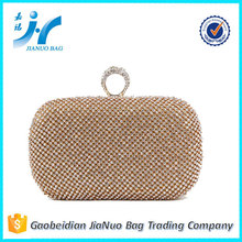Wholesale price designer crystal and rhinestone evening bag