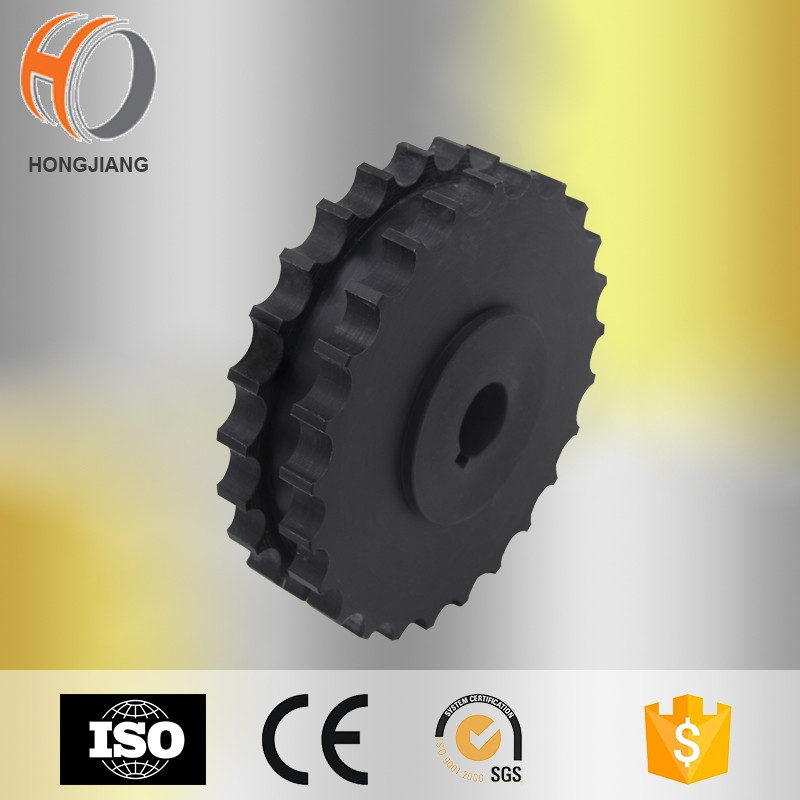 HKU820 plastic chain sprockets idler wheel for uni 820 chain