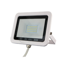 2018 competitive price driverless slimline cool white 110v led flood light 100w