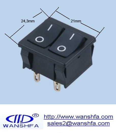 KCD19B -201 auto machine power switch