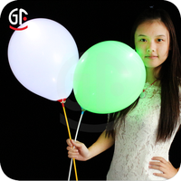 2016 New Products Custom LED Light Float Balloon