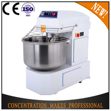 CE ISO spiral high speed bread high speed used dough wheat flour mixer machine