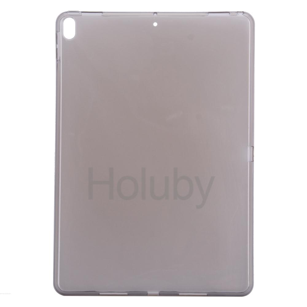 New products Ultra Thin Transparent TPU case for ipad pro 10.5, For Ipad Pro 105 inch Skin, For Ipad apple 10.5 Cover