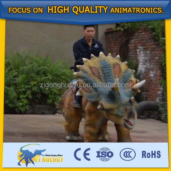 Cetnology animated Robotic Dinosaur Model for adult