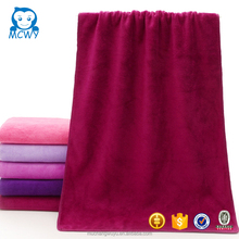 Hot sale trade assurance custom hair cloth towel in hairdressing