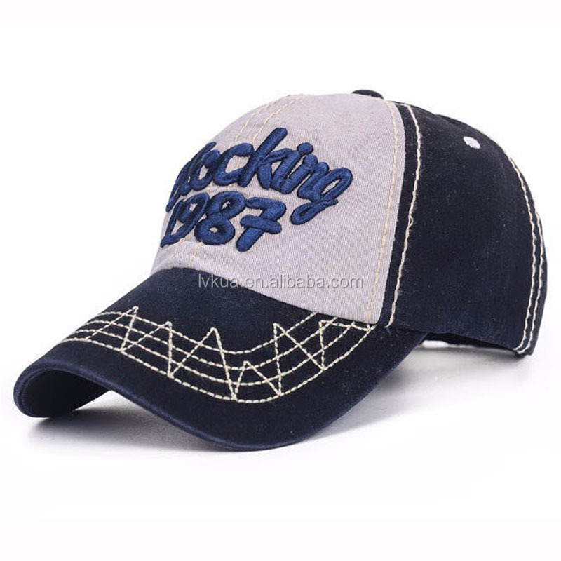 Custom Cotton Embroidery Baseball Cap for Sale