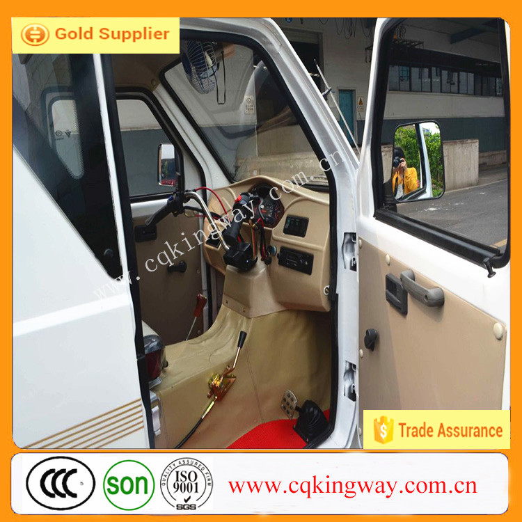 2015 New Design Cabin Cargo Tricycle Scooter, Adult Motor Tricycle Manufacturer in China,Truck Cargo Tricycle
