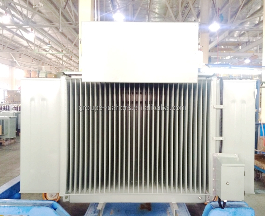Alibaba wholesale china S11 series step down three phase oil immersed power distribution transformer electrical transformers