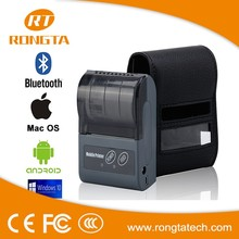 Factory direct sale 2inch wireless printer RPP02N mini bluetooth thermal printer